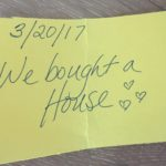 Bought a house memory   My Crazy Beautiful Life