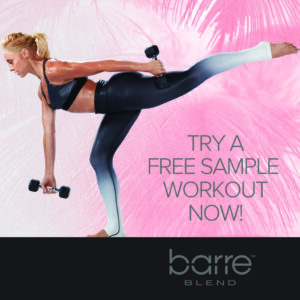 Barre Blend Free Sample Workout